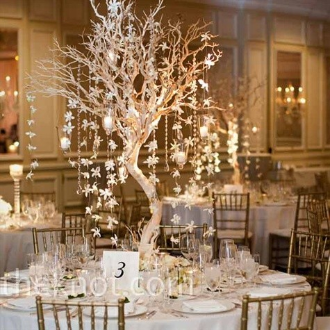 Magical Winter Wonderland Weddings   White Bow Events