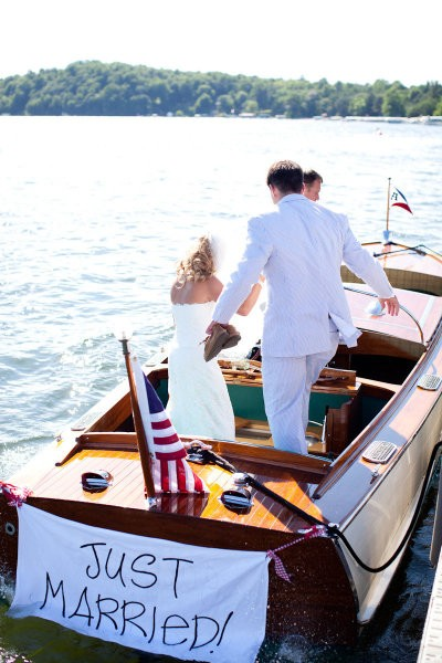Just-Married-Boat-Wedding-Shot
