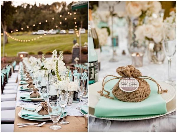 mint-table-setting