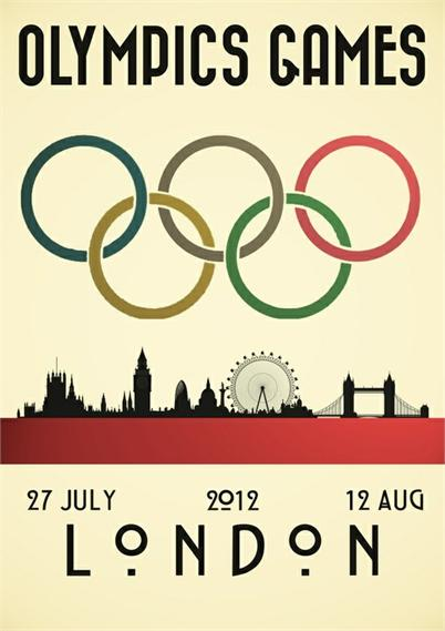 Throw a Summer Olympics Party in the Spirit of London!