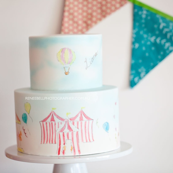 rainbow-circus-party