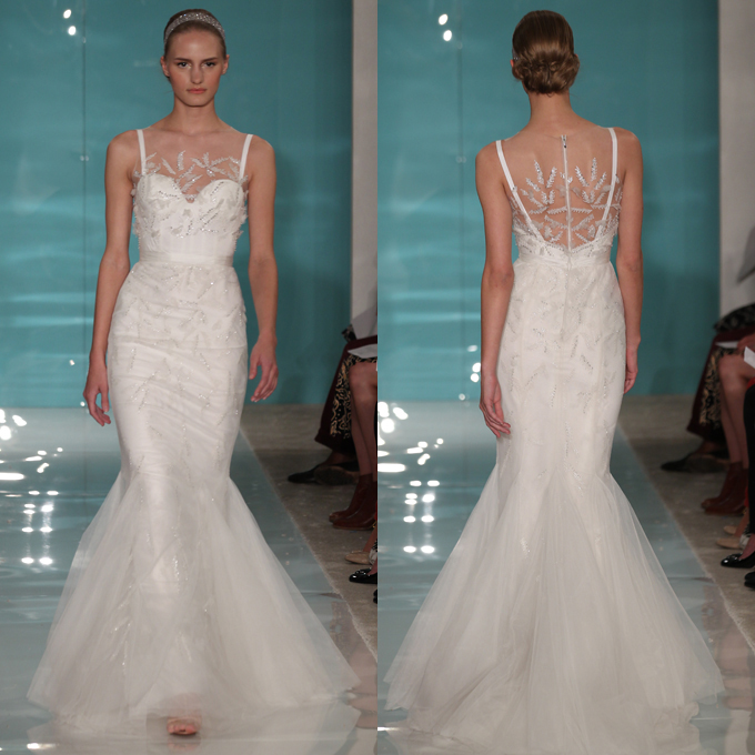 Top 5 Wedding Dress Trends for Spring 2013 | White Bow Events