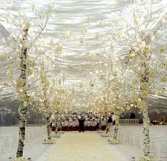 Magical Winter Wonderland Weddings